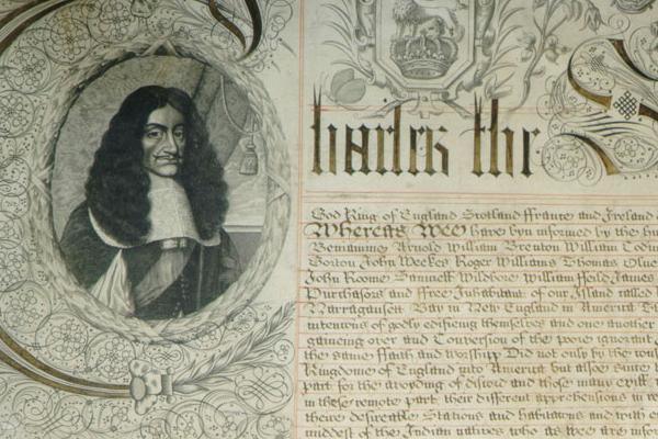 Rhode Island Royal Charter