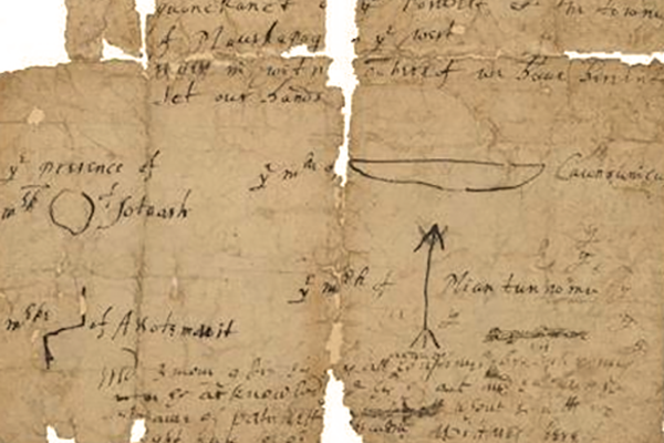 Original Deed to Providence
