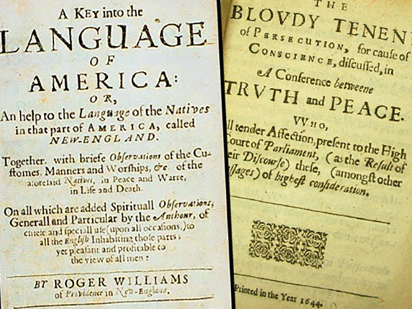 Roger Williams's Writings